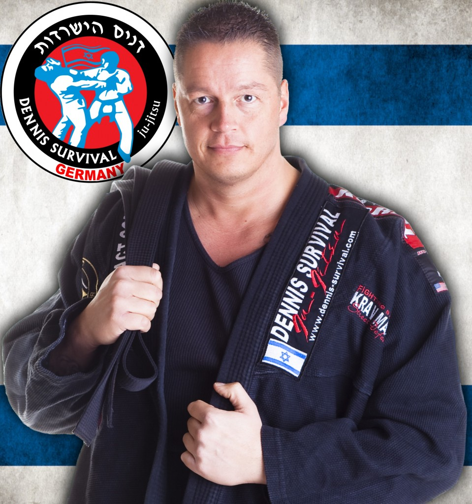 Michael Rüppel, Dennis Survival Ju-Jitsu Germany,